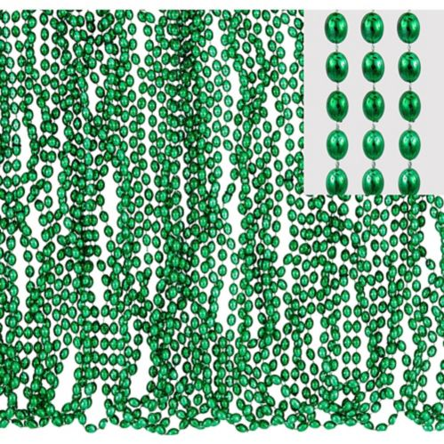 Bead Necklaces, 50-pk
