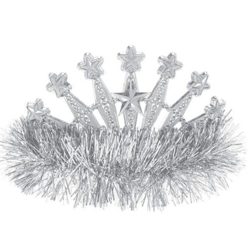 Star Tinsel Tiara Product image
