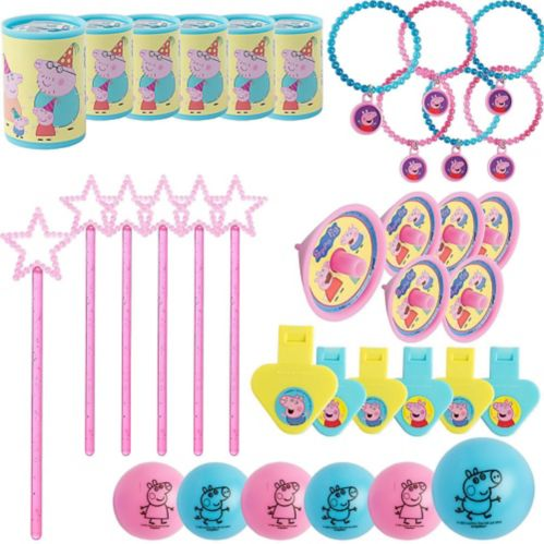 Peppa Pig Favour Pack, 48-pc