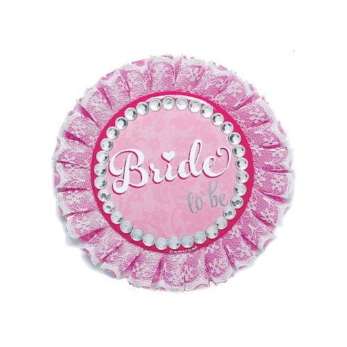 Classy Bride Button Deluxe