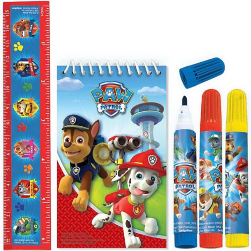 PAW Patrol Stationery Set, 5-pc Product image