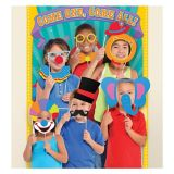 Carnival Photo Booth Kit | Amscannull