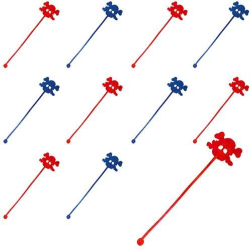 Sticky Skull & Crossbones Toys