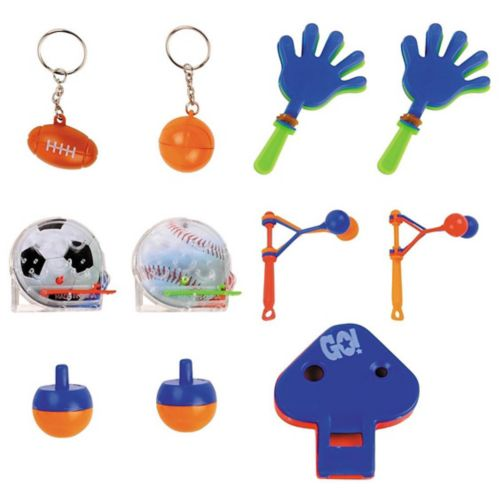 Play Ball Party Favours, 48-pc