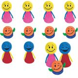 Smiley Pop-Ups, 18-pk | Amscannull