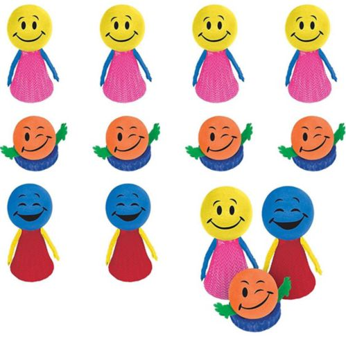 Smiley Pop-Ups, 18-pk Product image