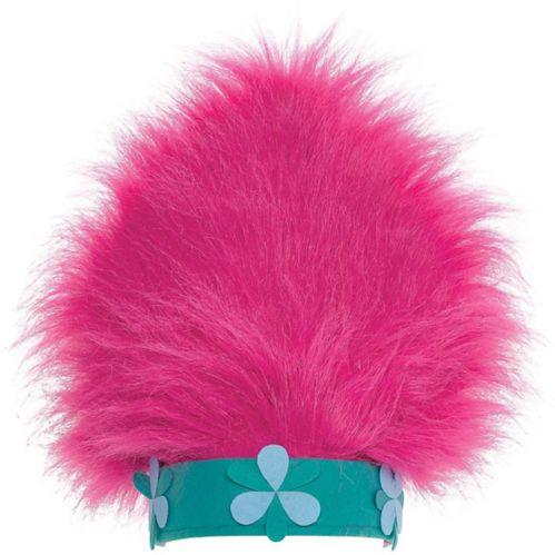 Chapeau des Trolls avec cheveux