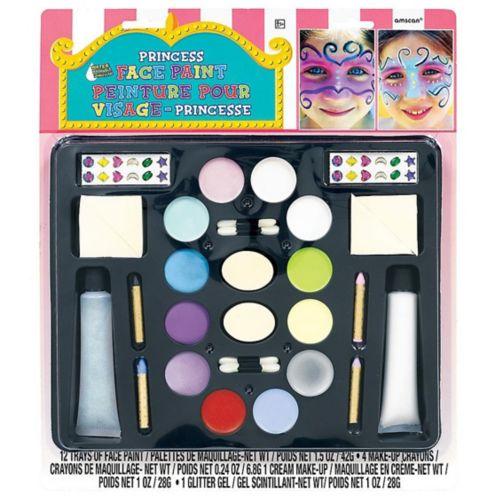 Princess Face Paint Kit