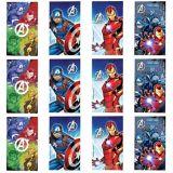 Blocs-notes Avengers, paq. 12