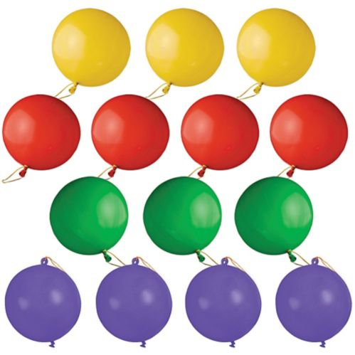 Bright Punch Balloons, 14-pk