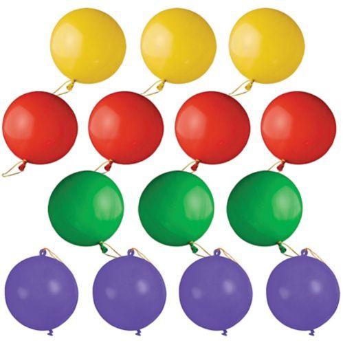 Ballons Élastique vifs, paq. 14