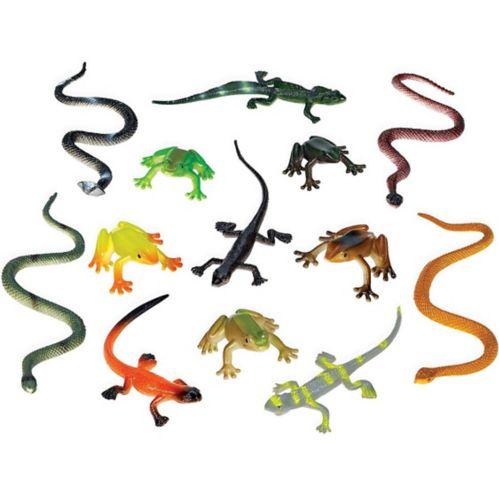 Cadeaux-surprises Reptiles, paq. 12