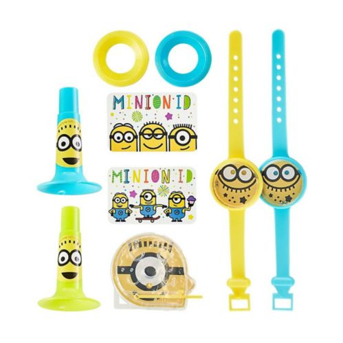 Despicable Me Favour Pack, 100-pc