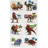 Jurassic World Tattoos, 1-Sheet | Universalnull