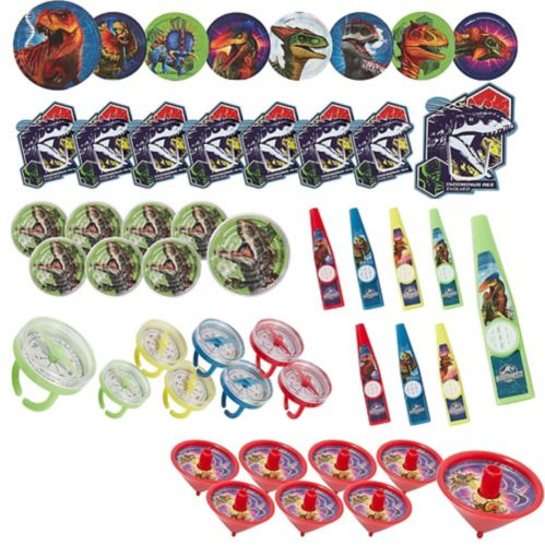 Jurassic World Favour Pack, 48-pc