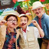 Jurassic World Favour Pack, 48-pc | Amscannull