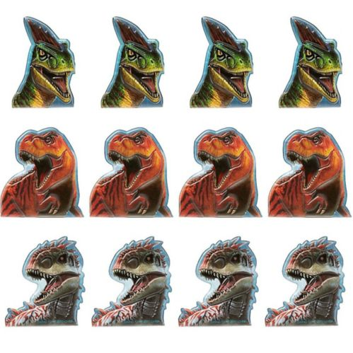 Jurassic World Finger Puppets, 12-pk