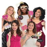 Bachelorette Party Photo Booth Props, 13-pk | Amscannull