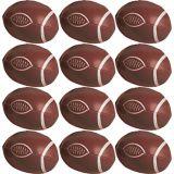 Mini-ballons de football mous, paq. 12 | Amscannull