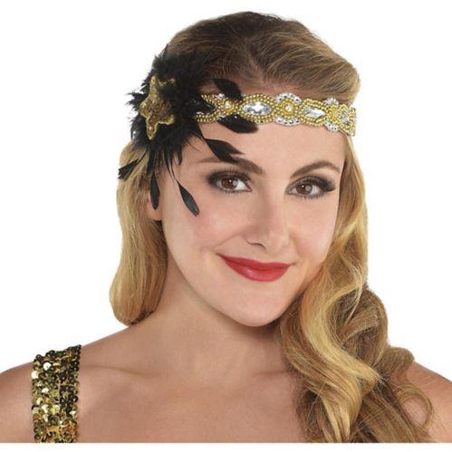 Gold Starlet Headband