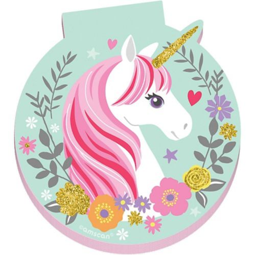 Magical Unicorn Notepads