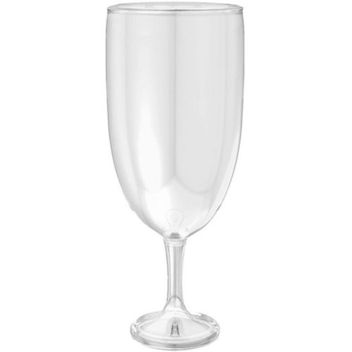 Giant Clear Plastic Wine Glass