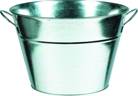 Bac à boissons métallique