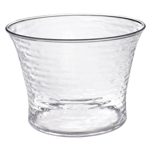 Clear Premium Plastic Ice Bucket Product image