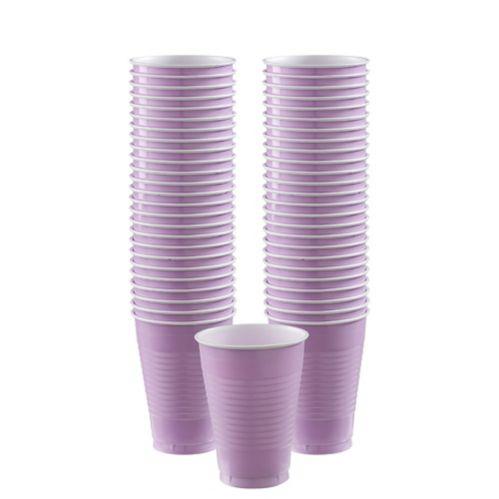 Big Pack Plastic Cups, 12-oz, 50-pk Product image