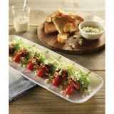 Long Rectangular Platter