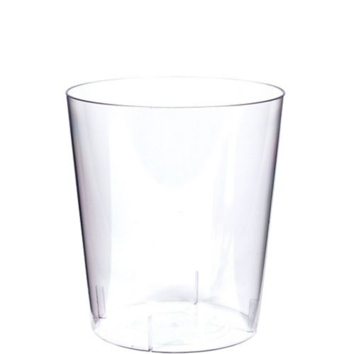 CLEAR Plastic Cylinder Container