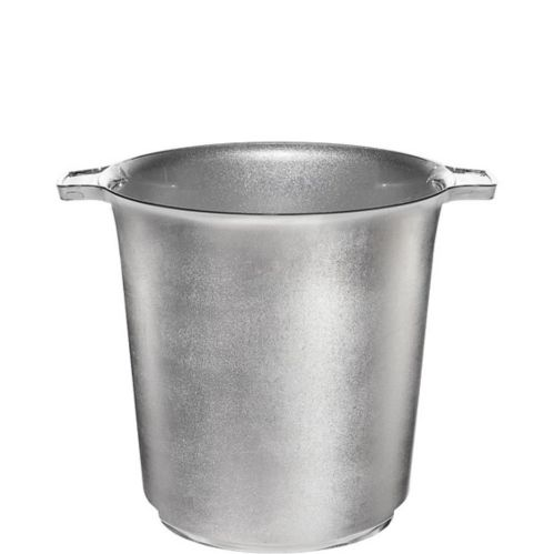 Silver Plastic Ice Bucket Product image