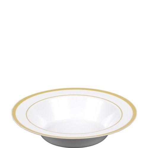Premium Trim Bowls, 10-ct