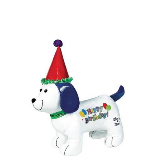 Happy Birthday Autograph Dog