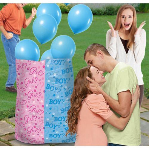 Ballon Dévoilement du sexe, garçon Image de l'article