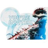 Jurassic World Invitations, 8-pk | Amscannull