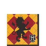 Serviettes pour boissons Harry Potter, paq. 16 | WARNER BROSnull