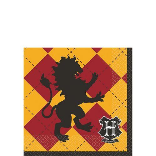 Serviettes pour boissons Harry Potter, paq. 16