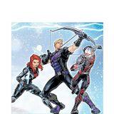 Serviettes de table Avengers, paq. 16 | Marvelnull