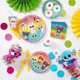 Serviettes de table Beanie Boo, paq. 16 | Amscannull