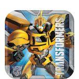Transformers Dessert Plates, 8-pk | Hasbronull