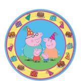Peppa Pig Dessert Plates, 8-pk | Nickelodeonnull