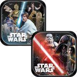 Star Wars Dessert Plates, 8-pk | Lucasnull