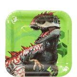 Jurassic World Dessert Plates, 8-pk | Amscannull
