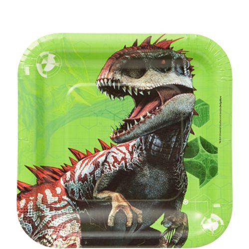 Jurassic World Dessert Plates, 8-pk Product image