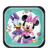 Minnie Mouse Dessert Plates, 8-pk