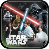 Star Wars Lunch Plates, 8-pk | Lucasnull