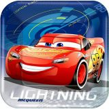 Cars 3 Lunch Plates, 8-pk | Disneynull