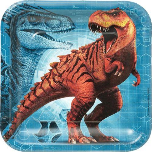 Jurassic World Lunch Plates, 8-pk Product image