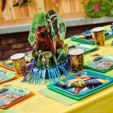 Jurassic World Lunch Plates, 8-pk | Amscannull